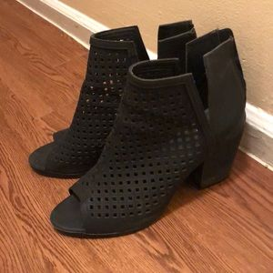 Size 11 ankle booties